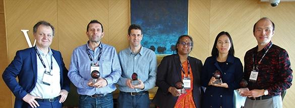 Image: Outstanding Contributors Awards