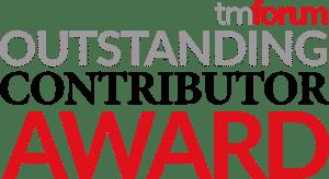 Outstanding Contributor Award 2018 Logo